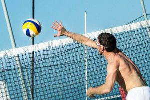 Sonnenbrillen für Beach Volley