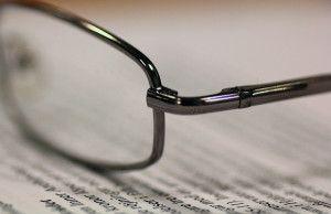 Brillen Winkel
