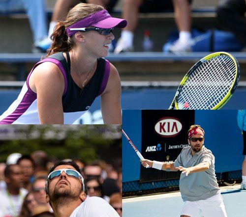 Tennis Sonnenbrillen