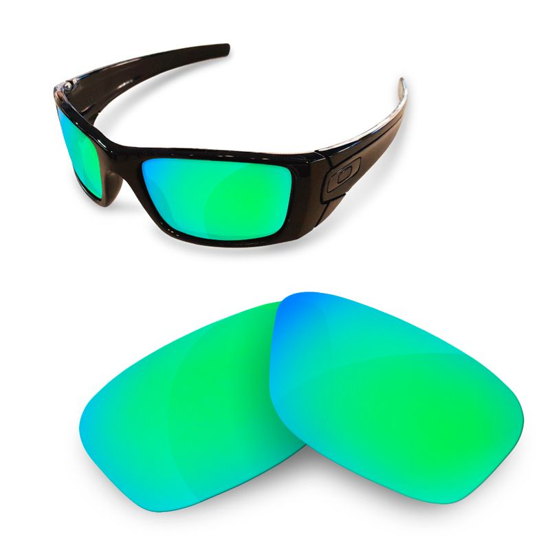 oakley fuel cell polarized gläser