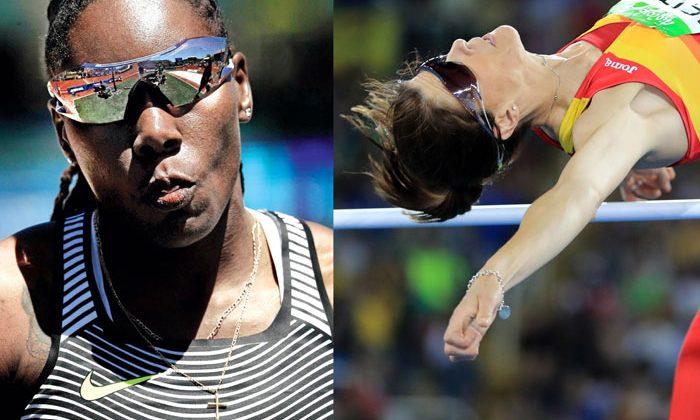 Olympische Sonnenbrille